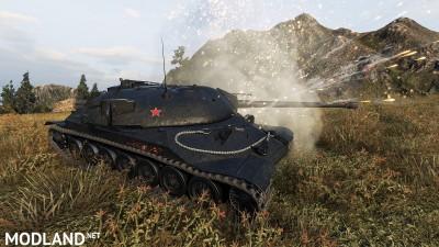 Black Series: IS-7 Armata 1.0 [9.22.0.1], 1 photo